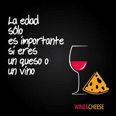 Queso o vino