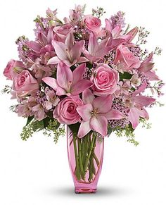 Pink bouquet.....love love love