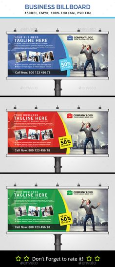 Multipurpose Business Billboard Template PSD. Download here: http://graphicriver.net/item/multipurpose-business-billboard-v8/15378881?ref=ksioks