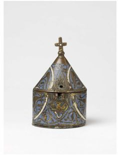 Limoges. late 1200s.