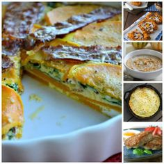 20 Whole30 Breakfast Ideas for the Paleo Diet! (7 are egg-free!)