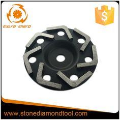 1 INCH Diamond Grinding Plugs TERRAZZO  CONCRETE 6 Grit to 300 Grit MEDIUM BOND