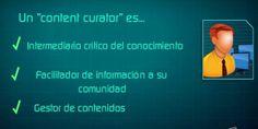 """Descripción de la """"curación de contenidos"""" Weather, Knowledge, Community, Tecnologia, Weather Crafts"""