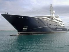 Al Mirqab – Amazing Mega-Yacht - Seatech Marine Products / Daily Watermakers