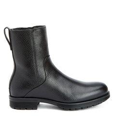 Aquatalia Aquatalia Locke Waterproof Leather Shearling Boot
