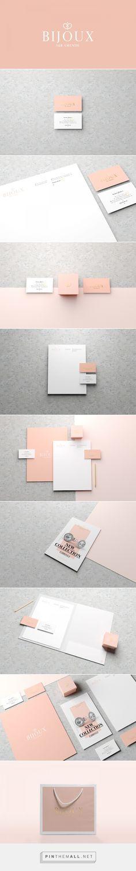 Bijoux on Behance - created via https://pinthemall.net