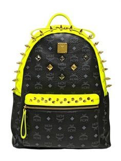 368d0229fd MCM Studded Stark Special Medium Backpack on shopstyle.com Σακίδια