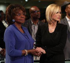 Dr. Cynthia James & Pastor Paula White