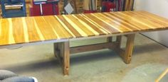 50 Inch Equalizer Slide Makes Custom Table Ready for any Family Dinner Gathering!