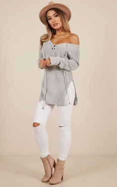 10 more ideas para outfits con pantalon blanco ~ ~ ideen für outfits mit pantalon blanco Mom Outfits, Casual Fall Outfits, Winter Fashion Outfits, Fall Winter Outfits, Simple Outfits, Trendy Outfits, Cute Outfits, Look Jean, Fashion Line