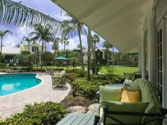 #Villa di #lusso in #Florida Una villa da sogno con oltre 9 stanze da letto e comfort da mille e una notte. #veraclasse