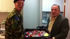 Children Donate Candy For The Troops - Around Town - St. Clair Shores, MI Patch