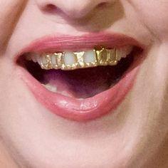 66 Best Halloween Teeth Grillz Images In 2013 Gold Fangs