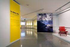 La dolce vita – Summer paradises by Alvar Aalto 22.5.–13.9.2015 In the Gallery at the Alvar Aalto Museum. Photo: AAM / Tiina Ekosaari. www.alvaraalto.fi
