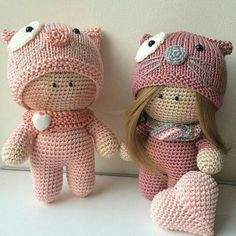 Crochet Doll Toys Free Patterns: Crochet Dolls, Crochet Toys for Girls, Amigurumi Dolls Free Patterns, Crochet Doll Carrier – BuzzTMZ Diy Tricot Crochet, Cute Crochet, Crochet For Kids, Crochet Crafts, Crochet Toys, Crochet Baby, Crochet Projects, Baby Knitting, Crochet Dolls Free Patterns
