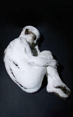 Lucy Glendinning | Feather Child 1