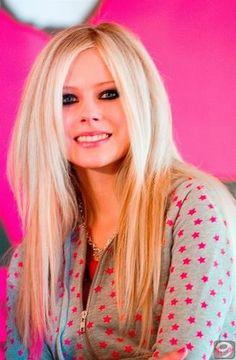 Avril Lavigne star hoodie