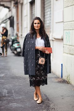 Tell me about your outfit, what you are wearing? - Im wearing coat and skirt from Machka, shoes...