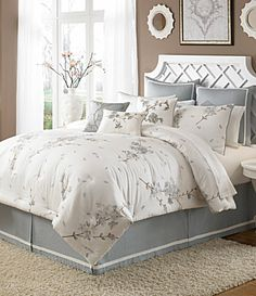 Light and airy...perfect for a spring bedroom redo!