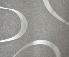 Vliestapete Visions Colani 53335 Marburg Streifen Wellen Meer glanz grau silber