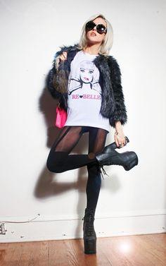 rebel barbie girl