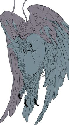 Devilman Silene Does anybody know the artist I wish to Dark Fantasy, Fantasy Art, Character Concept, Character Art, Art Sketches, Art Drawings, Devilman Crybaby, Art Reference Poses, Creature Design