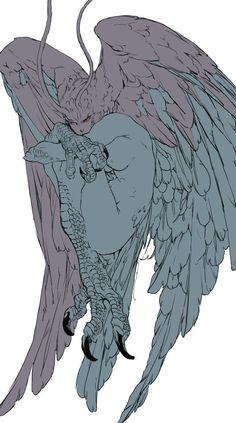 Ryo / angel devilman