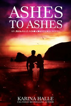 Review of Ashes to Ashes (Experiment in Terror #8) by Karina Halle (Paranormal Romance/Horror)