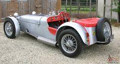 1964 Lotus Seven Series Aluminium Body Caterham Super 7, Caterham Seven, Lotus Sports Car, Lotus 7, Tonneau Cover, Thing 1, Automotive Art, Kit Cars, Vintage Racing