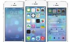 The new iOS 7 is arriving soon. Apple has FINALY made the iOS 7 with great new features such as slide to unlock any where, clock moving, moving home screen or lock screen and many more amazing features.
