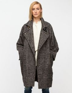 Box Car Coat on shopstyle.com