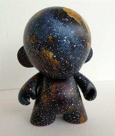 Nebula Munny (front) by Rghayati, via Flickr