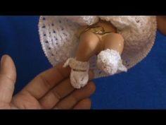 Crochet For Kids, Crochet Baby, Free Crochet, Little Babies, Baby Kids, Baby Jesus, Crochet Videos, Baby Booties, Hobbies And Crafts
