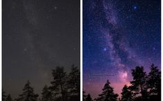 Free lightroom preset for milkyway photography and night star photos pt. 2  http://www.melancholic.photos/category/lightroom-presets/ #freelightroompresets #lightroompresets