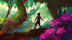 ArtStation - The Jungle Book, Heri Irawan