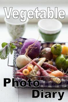 新鮮な野菜がたくさんの写真日記|電子看板おじゃまサイトリスト