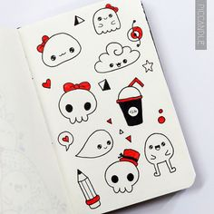 #kawaii #doodle | by Pic Candle