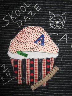 September Panel - Cupcake Quilt