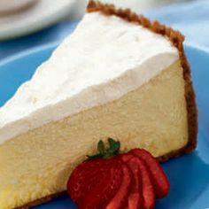 Sour Cream Cheesecake | MyRecipes.com