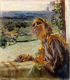 José Malhoa - Conversa com o vizinho Louis Aston Knight, Pierre Auguste Renoir, Paul Cezanne, Gustav Klimt, Old Master, Claude Monet, Community Art, Impressionist, Art Gallery