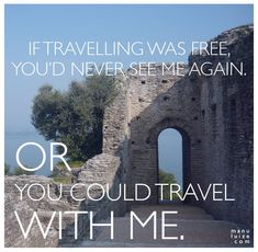 if travelling was free - Google Search