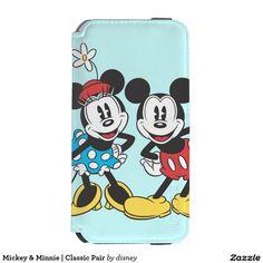 Mickey & Minnie | Classic Pair