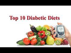 Top 10 Diabetic Diet to Prevent Diabetes Mellitus