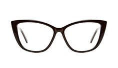 Dolled Up Black - Love getting all dolled up? With their bold cateye shape, these large frames will flawlessly succeed to express your delightful fancy and feminine side.