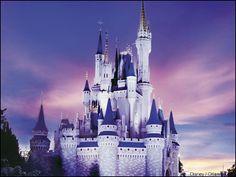 B=Disney World... Florida