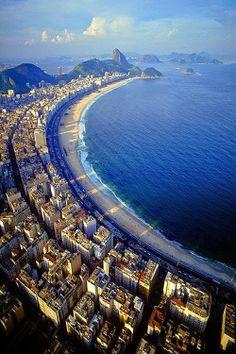 Copacabana, Brazil