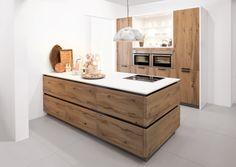 Afbeeldingsresultaat Voor Witte Keukens Met Hout