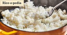 Rice Cooking Guides & Recipes for Every Rice Type: Rice-o-Pedia   Kitchn Kitchen Recipes, Cooking Recipes, Kitchen Hacks, Cooking Tips, Quick Weeknight Meals, Fast Easy Meals, Rice Types, Chicken Pasta Casserole, Food Hacks