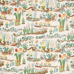Josef Frank - Frabic Primavera