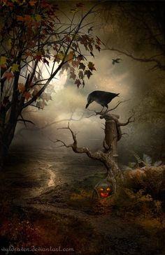"""Samhain"" by wyldraven"